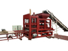 QT6-15 full automatic flyash hollow block/solid brick/paver interlock brick machine/cabro brick machine for sale
